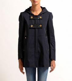 <3 ing  my new coat!!!