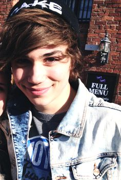 Union J's George Shelley