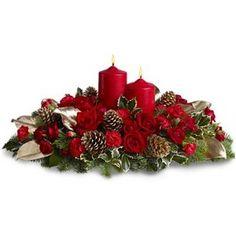 Christmas Flower Arrangements   Christmas Flowers, Christmas Flower Arrangements - Fair Hill Florist