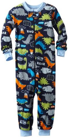 Gerber Baby-Boys Infant 1 Piece Unionsuit Dino « Clothing Impulse