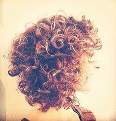 Curly-Dauerwellen-Für-Kurze-Haare