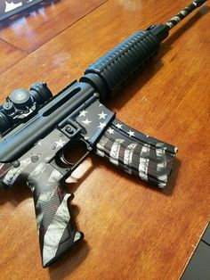 Thank you very much its really awesome! I told my friend John Mitchell  Modford he's going to contact you and get one for his AR 15. Thanks again