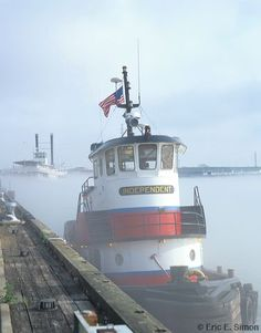 New Orleans tug boat