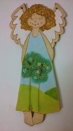 Anděl stromový