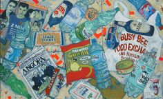 hope gangloff | Hope Gangloff's Pretty Portraits of Modern Life – Flavorwire