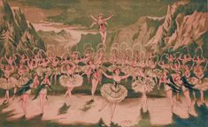 preview of Diaghilev and the Golden Age of the Ballets Russes, 1909 – 1929, a  must see exhibition - Offenbach's Féerie Snow Ballet