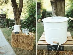 Perfect for the July heat. #cedarwoodweddings