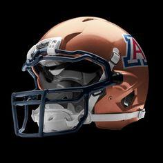 Arizona Wildcats football: UA adds copper helmet to 2012 football uniform