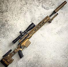 Remington 700 .338 Lapua