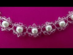 "Necklace ""Airy Fairy"" - YouTube"