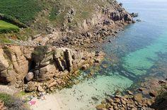 Porthgwarra, Land's End, Cornwall....