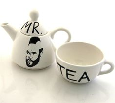 Mr. T Tea For One