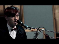 Patrick Wolf and a bowtie. :)