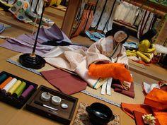 Heian Era, Heian Period, Traditional Kimono, Kyoto, Interior Decorating, Museum, Japanese, Costumes, History