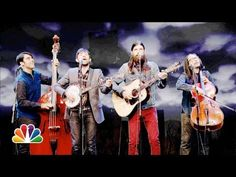 The Avett Brothers Sing Heavy Metal - YouTube
