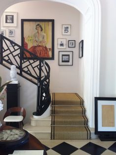 staircase inspiration, anna spiro holiday snap, possibly amalfi coast, absolutely beautiful things