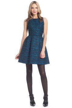 Waterfall Jacquard Monique Dress -- I wish this dress were still available!!