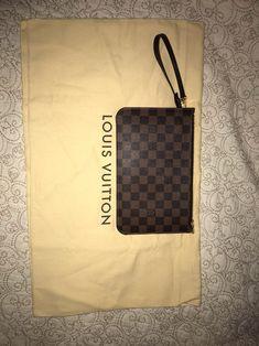 louis vuitton wristlet on Mercari Louis Vuitton Wristlet, Louis Vuitton Damier, Times, Bags, Handbags, Bag, Totes, Hand Bags