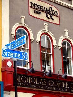 Nicholas Coffee, Pittsburgh Market Square, Pittsburgh, PA