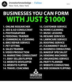 The Best Business To Start At 40 Ideas for Businesses for Cheap or Free - Finance tips, saving money, budgeting planner Business Coach, Business Money, Business Planning, Business Tips, Business Entrepreneur, Business Motivation, Business Quotes, Investing Money, Saving Money