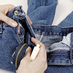 How to Replace a Broken Zipper