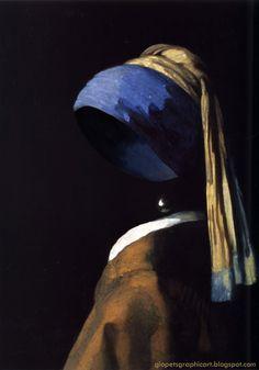 vermeer,invisibili,adobe,photoshop,art