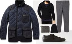 Quilted Jacket | All Weekend Long