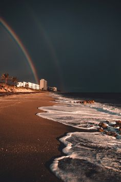 Double Rainbow in Jupiter, Florida. Rainbow Aesthetic, Sky Aesthetic, Aesthetic Images, Aesthetic Yellow, Aesthetic Outfit, Aesthetic Vintage, Aesthetic Pastel Wallpaper, Aesthetic Backgrounds, Aesthetic Wallpapers