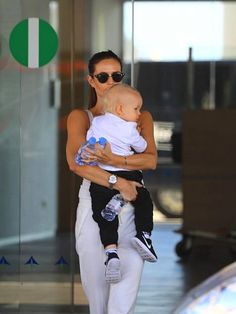 Räikkönen on holiday in Barcelona - bustling Little-Robin comfort in the arms of…