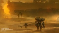 """A continuation of my side project : ) """" >>log AR*EMIS COMM*ND --SDATE 01/08/2443-* Abandoned, forgotten for centuries... by the ever-expanding exo-frontier of mankind. Survivors. We are all t..."""