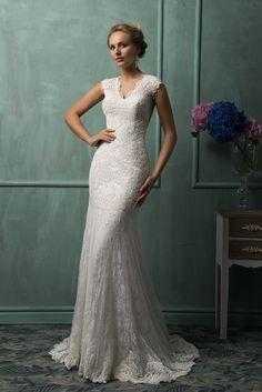 Loooovvee this designer!! Italian wedding dresses AmeliaSposa