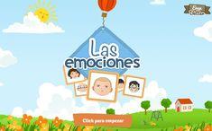 Hoy os animamos a jugar con esta aplicación, permite que los niños reconozcan las emociones de manera muy sencilla y lúdica. Esperamos que os guste. Para acceder a la aplicación pinchad sobre cualq...