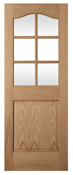 Wickes marlow internal clear glazed 4 panel oak veneer door 1981 x 2 panel arched oak veneer glazed internal standard door h1981mm w838mm planetlyrics Image collections