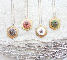 Kette im Maritim-Stil, Schmuck / pretty necklace, jewellery made by Star of the East via DaWanda.com