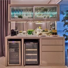 Understanding Mini Bar Design Ideas Some balconies are made to compliment the present home design and decor. When it has to do with designing an outdo. Bar Interior, Interior Decorating, Mini Bars, Bar Sala, Bar Counter Design, Brooklyn Kitchen, Bar Unit, Wine House, Home Bar Designs