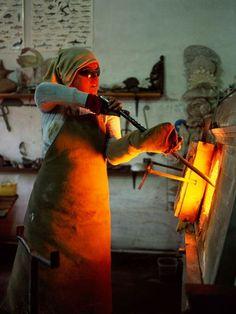 glassblower,Photograph by Luigi Ventimiglia Luigi, Deadpool, Photograph, Glass, Art, Photography, Art Background, Drinkware, Corning Glass