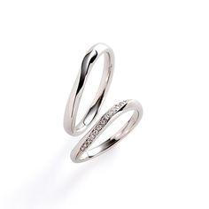 flow|婚約指輪・結婚指輪ブランド|ENUOVE-イノーヴェ-