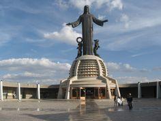 Los cristos monumentales son ideales para los amantes del turismo cultural
