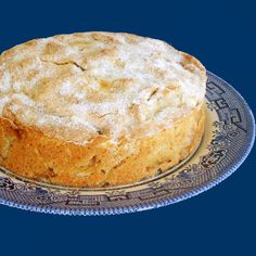 One Perfect Bite: Irish Apple Cake~T~ Love her story about St. Patrick planting apples in Ireland. Apple cake said to be a favorite dessert in Ireland. ( link to story)