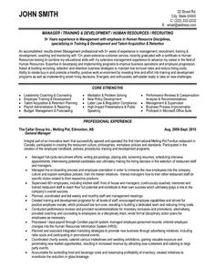 click here to download this general manager resume template httpwww resume examplesresume templatescustomer servicefinance - Sample Resume Of Customer Service
