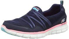 Skechers Women's Synergy Scene Stealer Walking Shoe,Navy/Pink,US 5 M Skechers http://www.amazon.com/dp/B011S89A2Q/ref=cm_sw_r_pi_dp_TknHwb0F6Q214
