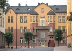 Turku Finland, Art Nouveau, Art Deco, Old City, Helsinki, Food Pictures, Mansions, Architecture, House Styles