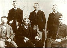 1734 Daniel Boons ggrandsons Daniel Boone III's Sons 1880 Kansas City, MO