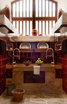 Thr Former Fortress Kitchen #caprocat #experiences