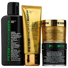 peter thomas roth black and gold kit