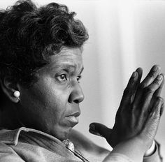 Barbara Jordan, politician & a leader of the Civil Rights Movement. She was the 1st African American elected to the Texas Senate after Reconstruction & the 1st southern Black female elected to the US House of Representatives. She supported the Community Reinvestment Act, Workman's Compensation Act, & the renewal of the Voting Rights Act & its expansion to cover language minorities. She was a recipient of the Presidential Medal of Freedom. Actress Viola Davis will portray her in a biopic…