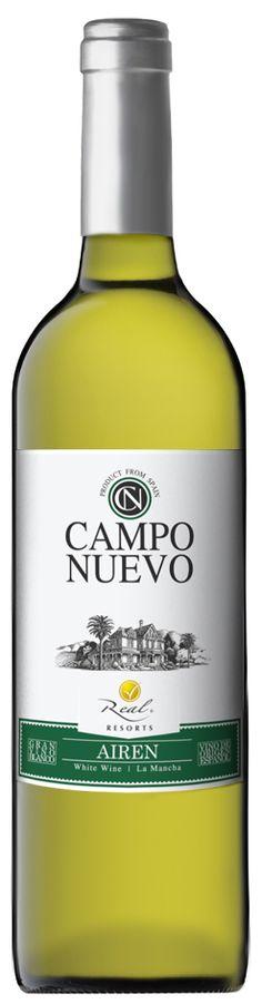 Campo Nuevo Blanco   Airen   2011  Edición propuesta Real Resorts