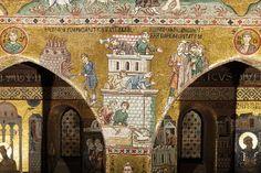 Palazzo dei Normanni - Cappella Palatina - Palermo