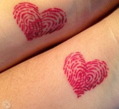 fingerprint tattoo designs
