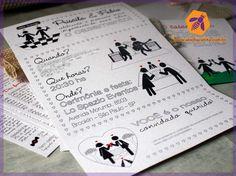 Noivinha em folha / convite de casamento informal pri_fabio05-1024x767